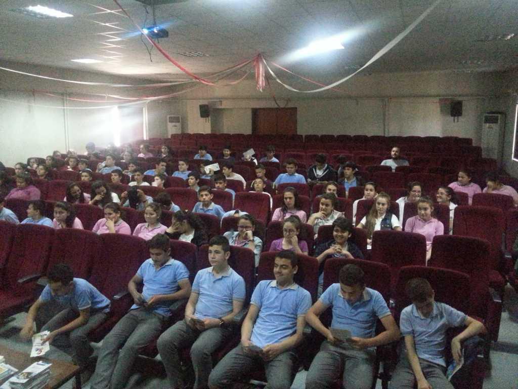 İzmir Kiraz Ortaokulu'nda Bilinçli ve Güvenli İnternet Semineri
