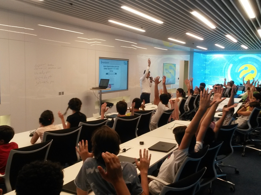 BTK Akademi Yaz Teknoloji Kampı - Bilinçli ve Güvenli İnternet Semineri