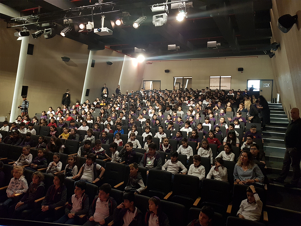Gölbaşı Özel İncek Maya Ortaokulu ve Anadolu Lisesi Seminer