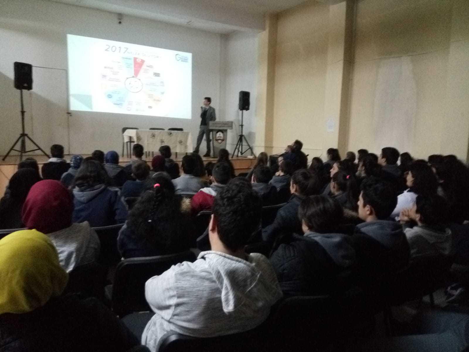 Kastamonu Aytaç Eruz Anadolu Lisesi, Bilinçli ve Güvenli İnternet Semineri