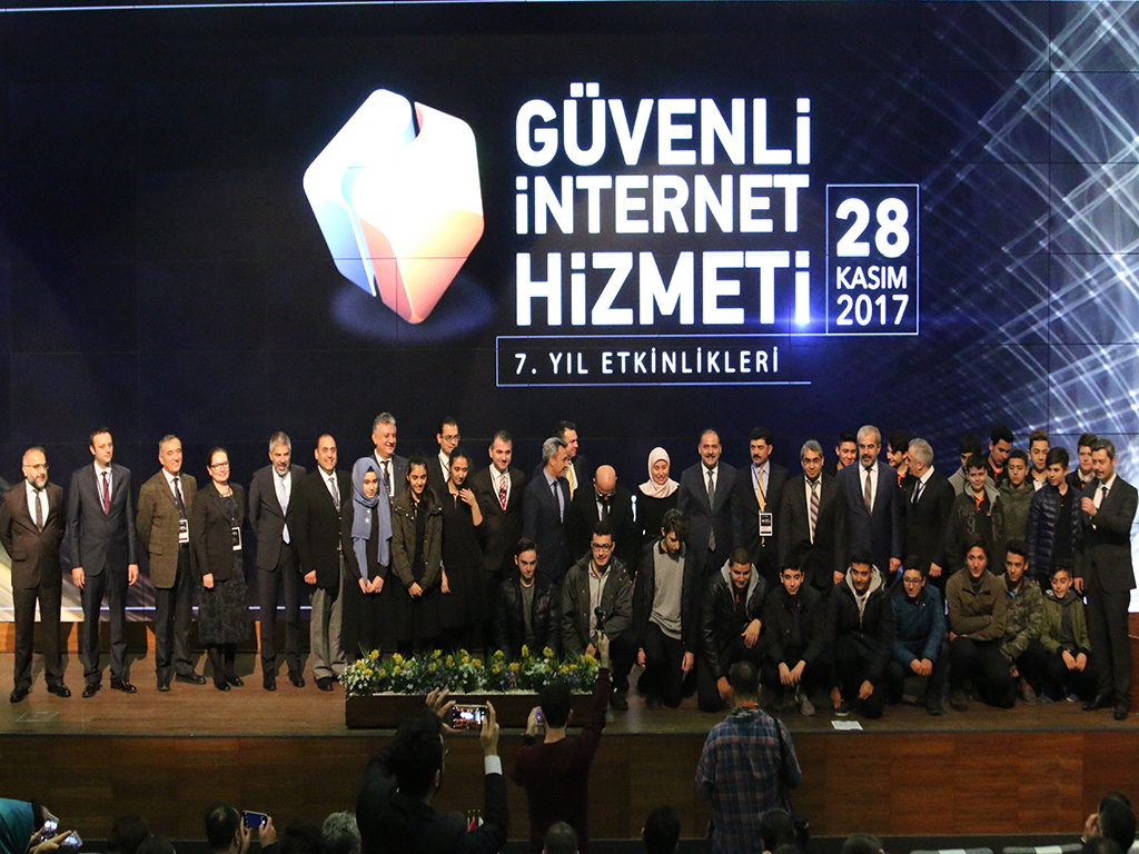 Güvenli İnternet Hizmeti  7. Yıl Etkinliği Programı