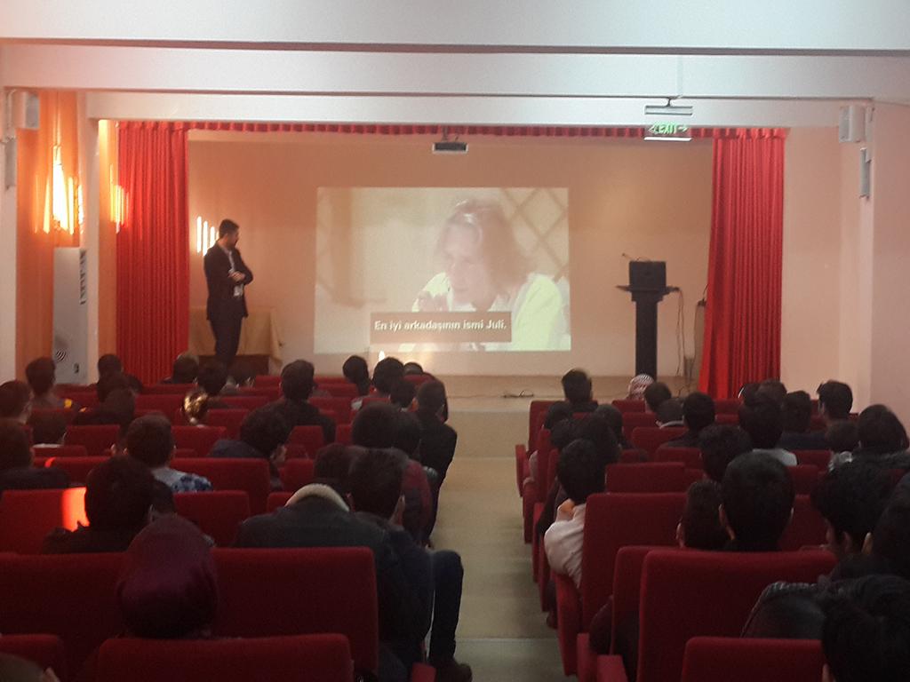 Ankara Mamak Anadolu İmam Hatip Lisesi'nde Bilinçli ve Güvenli İnternet Semineri