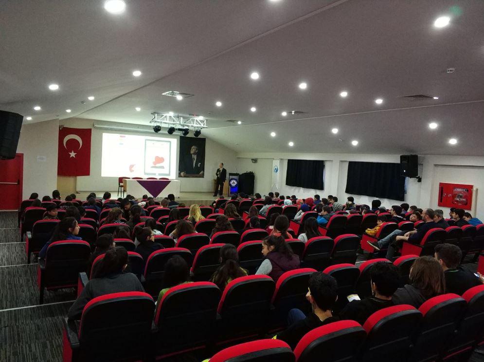 Aydın Köşk Ayla Vural Anadolu Lisesi, Bilinçli Ve Güvenli İnternet Semineri