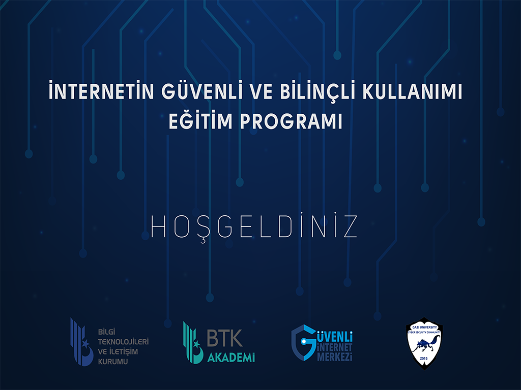 """BTK Akademi, Üniversite Öğrencilerine """"İnternetin Güvenli ve Bilinçli Kullanımı"""" Eğitimi"""