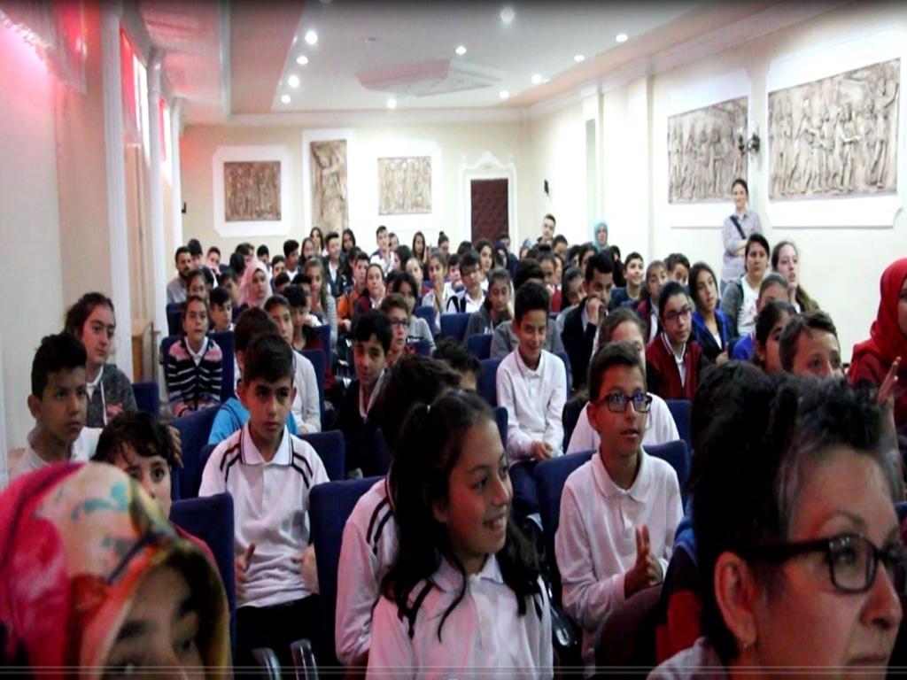 Etimesgut Şehit Mutlu Can Kılıç Ortaokulu'nda Seminer