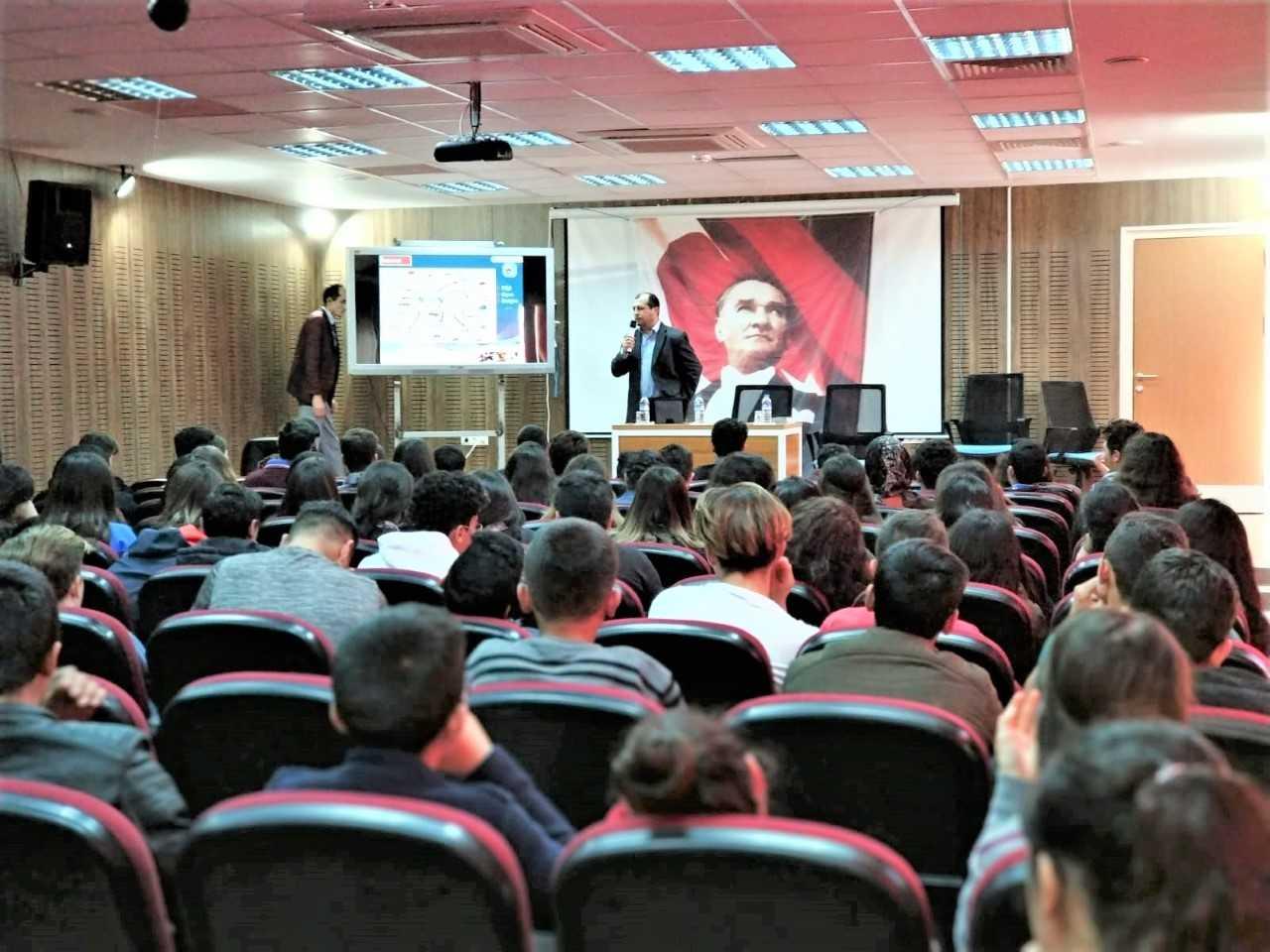Mersin Silifke İlker Eren Çevik Anadolu Lisesi, Bilinçli Ve Güvenli İnternet Semineri