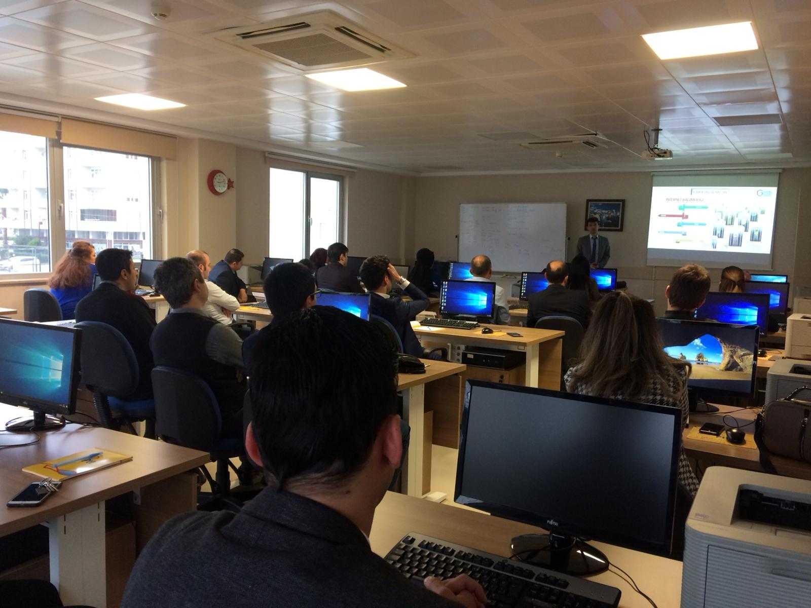 Samsun PTT Başmüdürlüğü Eğitim Tesislerinde Bilinçli Ve Güvenli İnternet Semineri