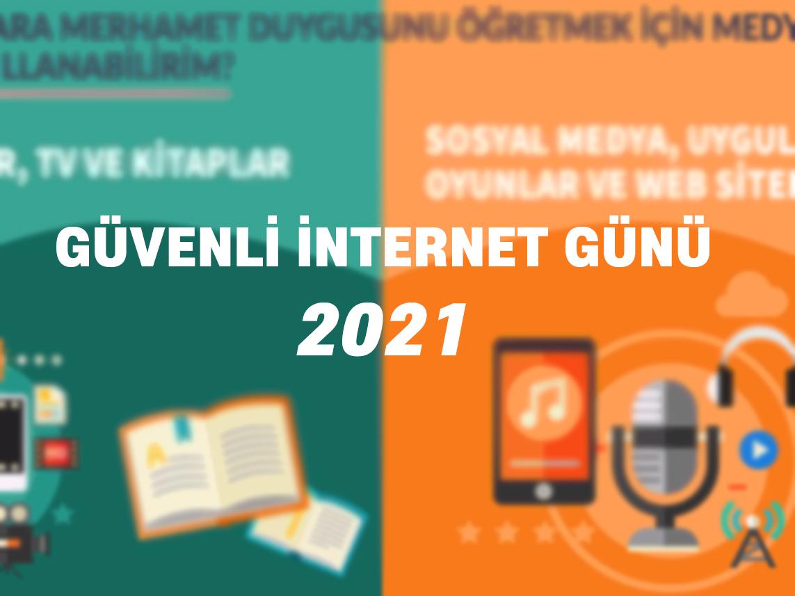2021 Yılı Güvenli İnternet Günü Etkinlikleri Kapsamında Eğiticilere Yönelik Online Eğitim