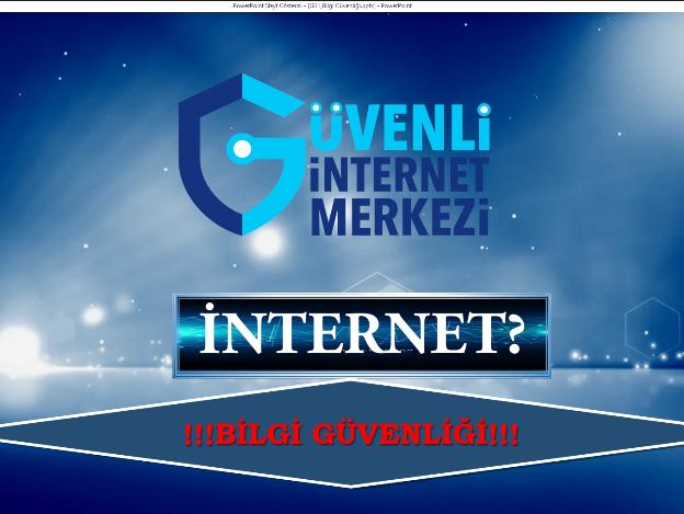 Çorum Osmancık İlçe Milli Eğitim Müdürlüğü - Sınıf ve Rehberlik Öğretmenlerine Yönelik Online Eğitim
