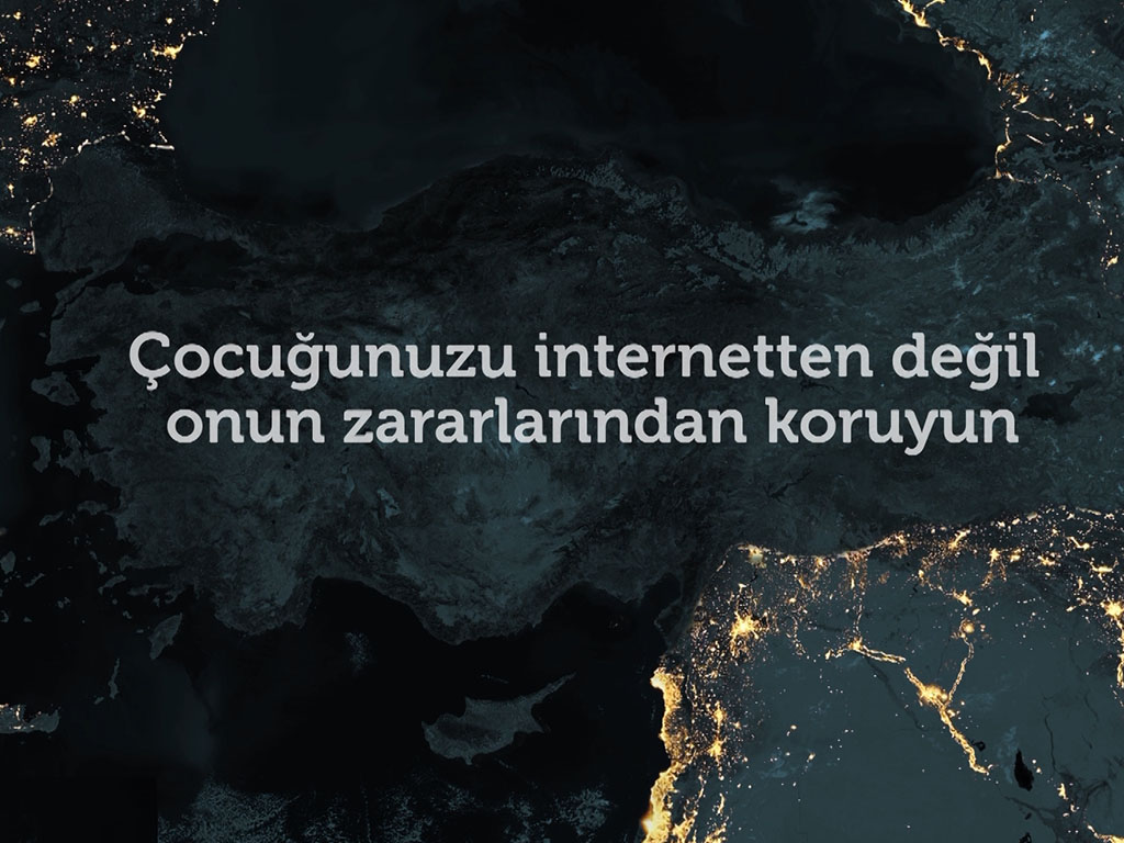 Güvenli İnternet Hizmeti Kamu Spotu