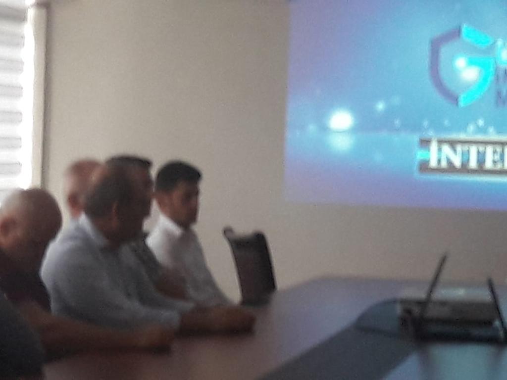 Ordu Ulubey Kaymakamlığı'nda Bilgi Güvenliği ve İnternetin Bilinçli Kullanımı Eğitimi