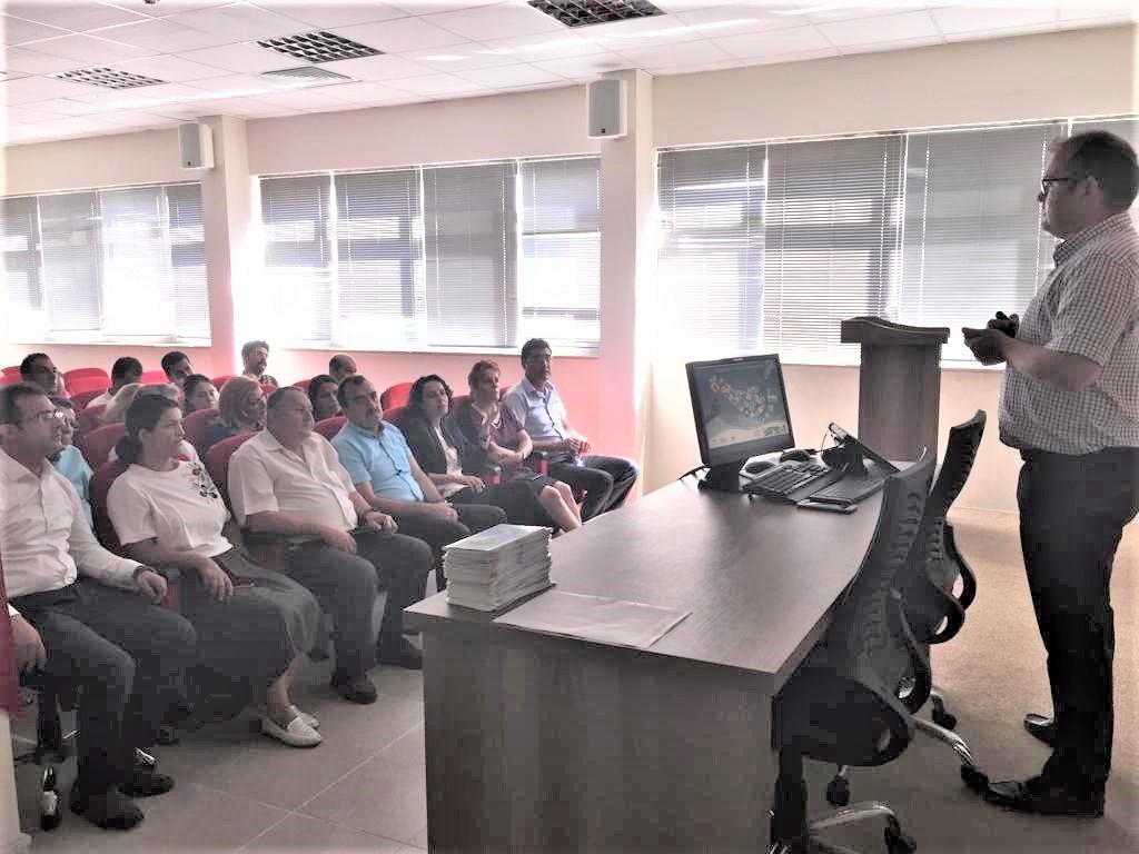 Mersin PTT Başmüdürlüğünde, Bilinçli Ve Güvenli İnternet Semineri