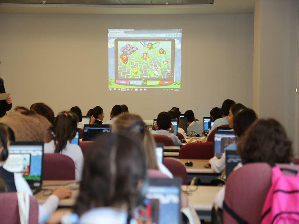 20 Ekim Dijital Oyunlar ve Kodlama Eğitimi