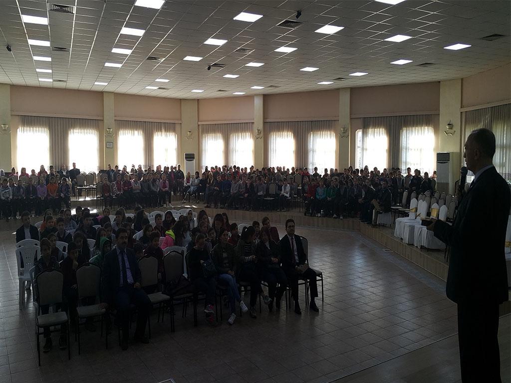 Uşak Banaz İlçe Milli Eğitim Müdürülüğü Bünyesinde Ortaokullara Seminer