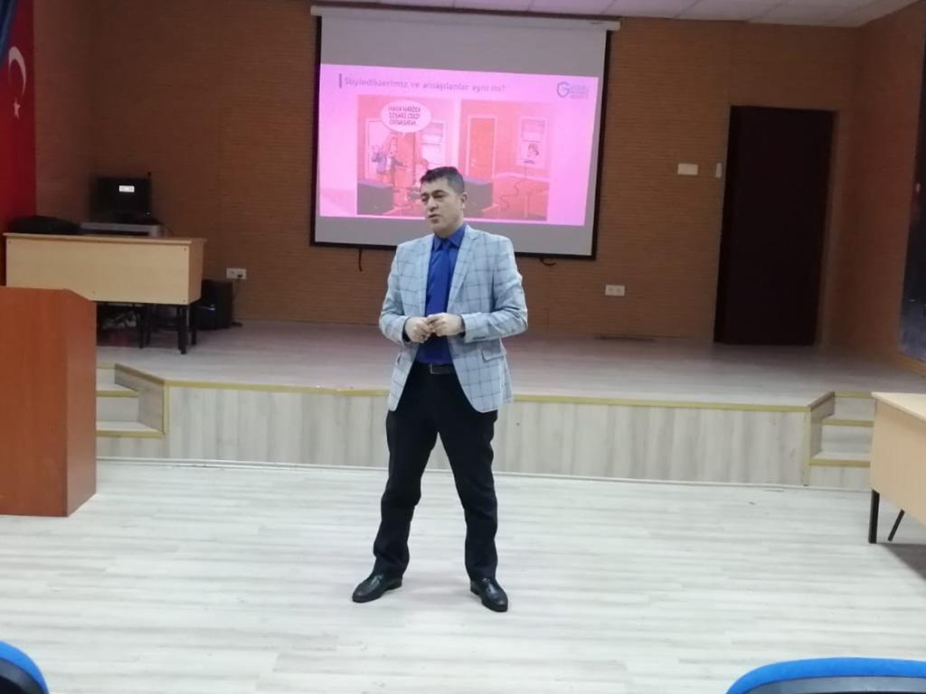 Ankara Çankaya ATO İlkokulu Eğitici Eğitimi