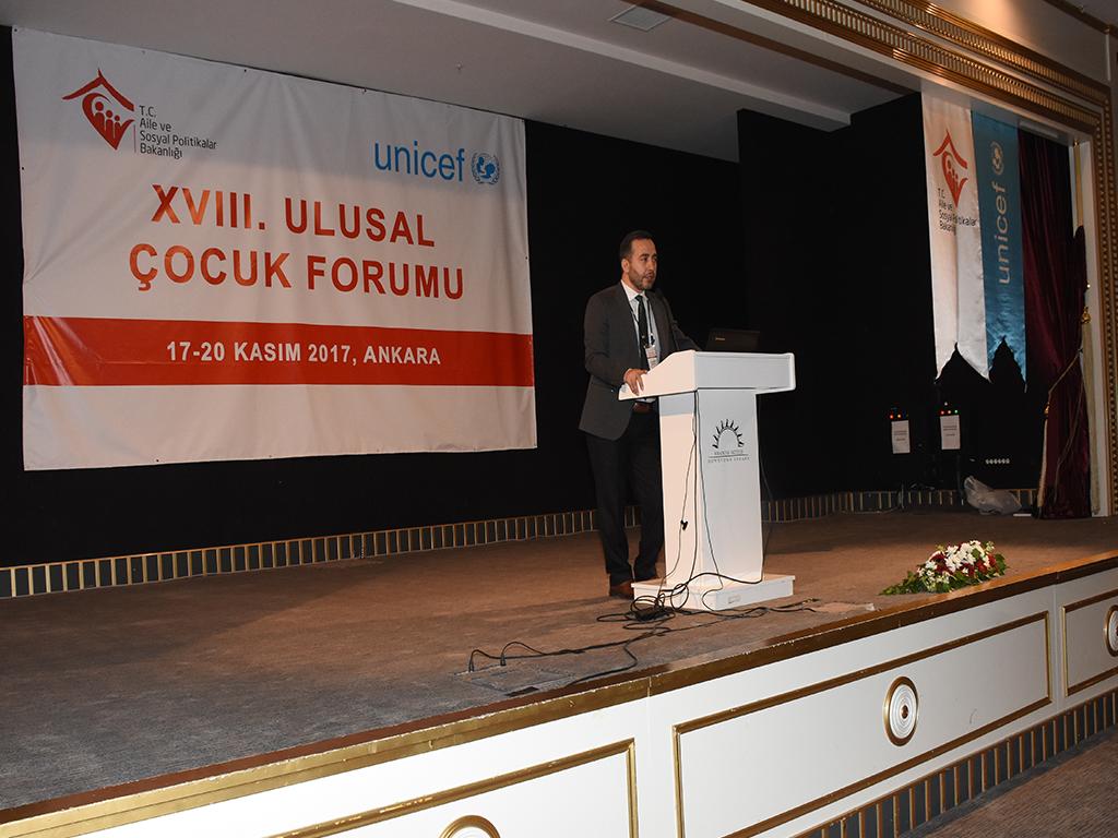 18. Ulusal Çocuk Forumu Seminer ve Çocuk Çalıştayı