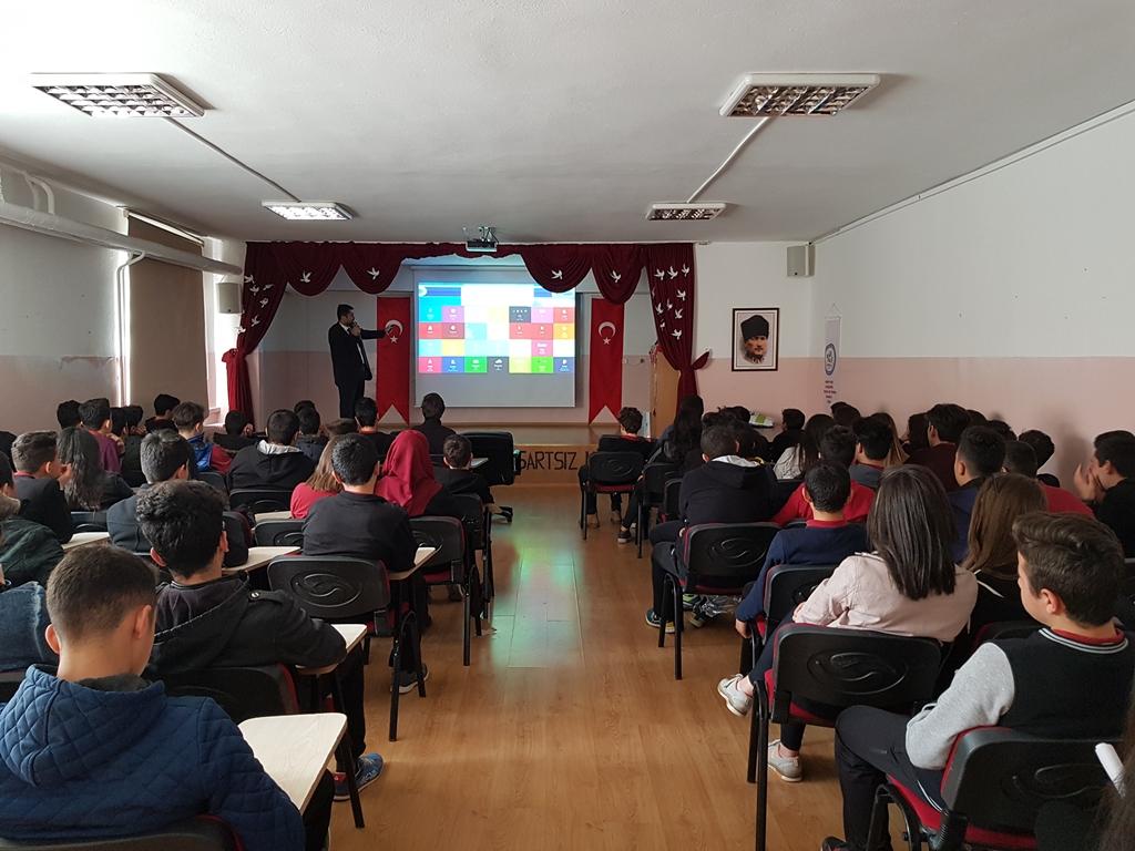Ankara Gölbaşı Necip Fazıl Kısakürek Mesleki ve Teknik Anadolu Lisesi