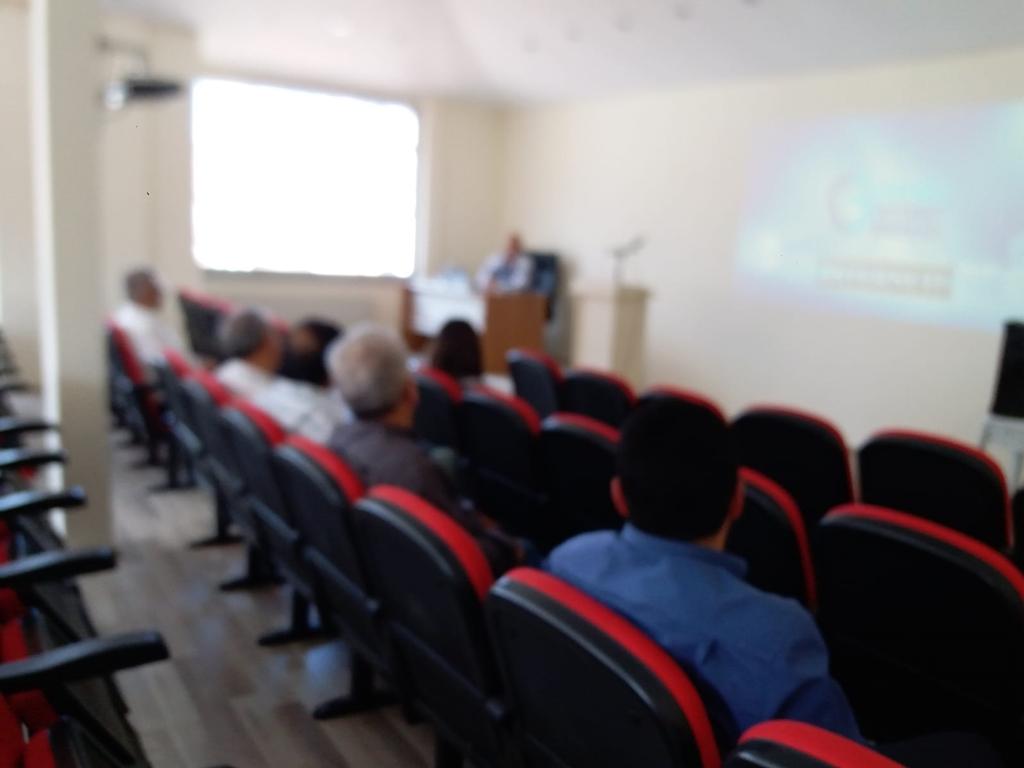Ordu Aybastı Kaymakamlığı'nda Bilgi Güvenliği ve İnternetin Bilinçli Kullanımı Eğitimi