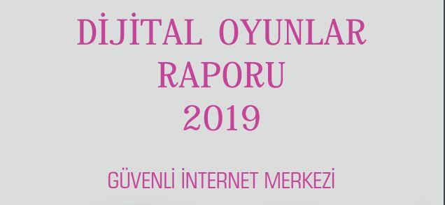 Dijital Oyular Raporu