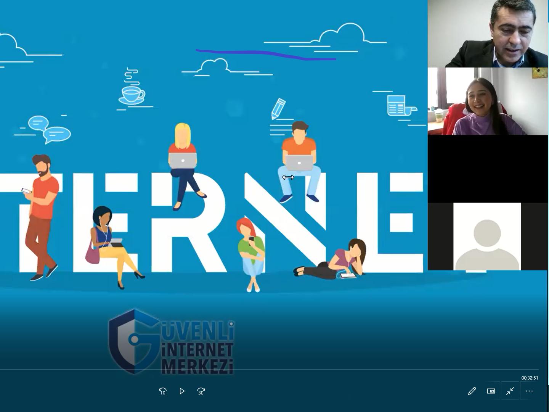 Ankara Keçiören Kavram Koleji Öğrencilerine Yönelik Online Eğitim