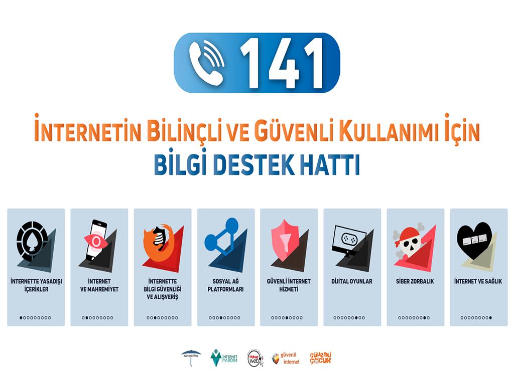 İNTERNETTE YAŞANAN SORUNLARA ALTERNATİF ve KOLAY ÇÖZÜM: ALO 141!
