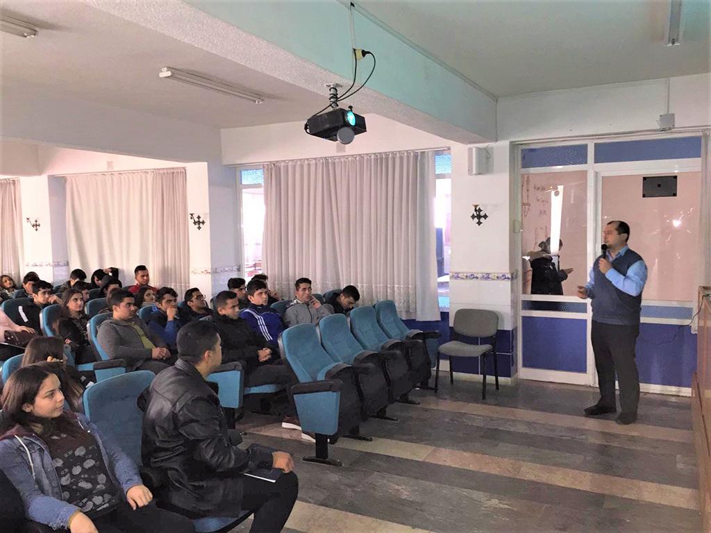 Mersin Toroslar Atatürk Mesleki ve Teknik Anadolu Lisesi, Bilinçli ve Güvenli İnternet Semineri